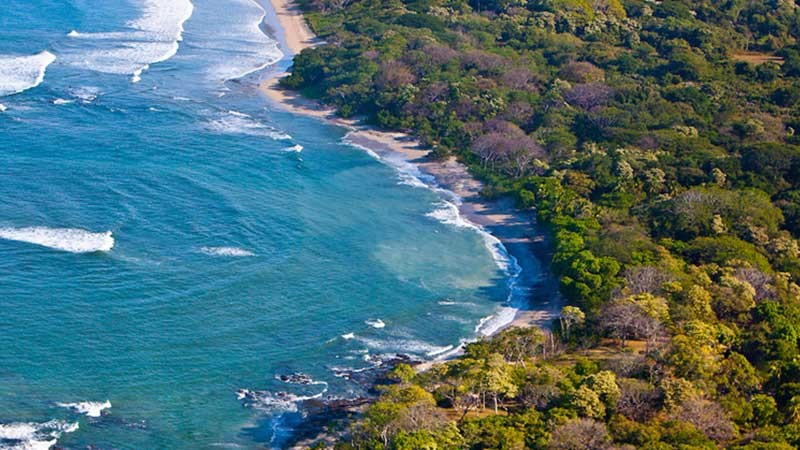 hacienda pinilla beachfront hotel site for sale
